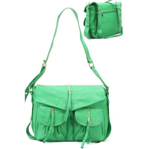 Spring Summer Trend Vintage Woman Cross Body