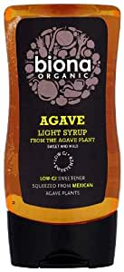 Biona Organic Agave Light Syrup 250 ml