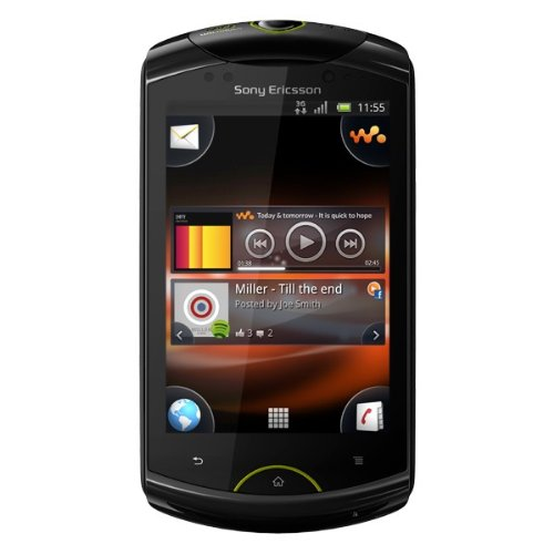Sony Ericsson Live with Walkman UK Sim Free Phone