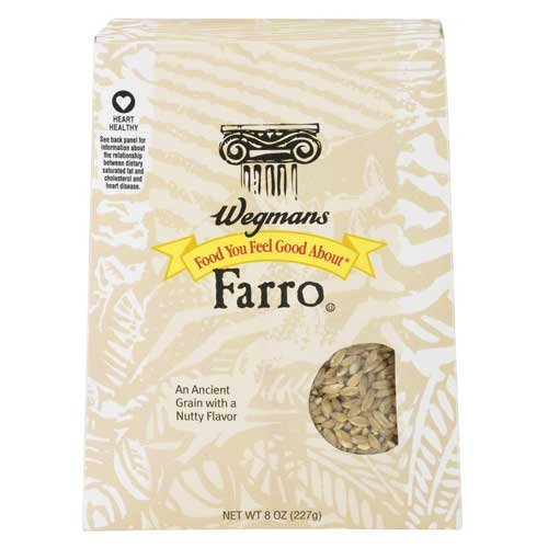 Wgmns Food You Feel Good About Farro Rice Blend , 8 Oz ( Pak of 6 )