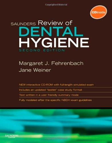 Saunders Review of Dental Hygiene, 2e