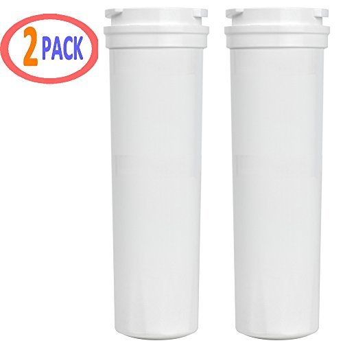 Fisher & Paykel 836848 Refrigerator Water Filter Compatible GENRT 2 PACK