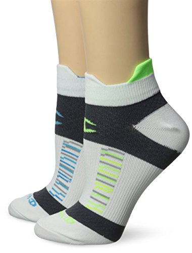 Champion-Womens-Double-Heel-Shield-Compression-Running-Socks-Pack-of-2