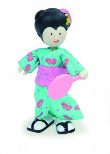Budkins Sakura Japanese Lady - 1
