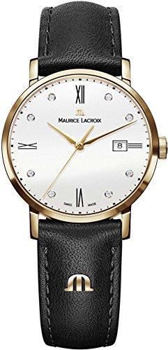 Maurice Lacroix Eliros EL1084-PVP01-150-1 Reloj de Pulsera para hombres Plano & ligero