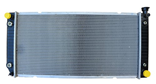 Reach Coolling Radiator for GM TRUCK 94-00/Suburban 94-00/Escalade 99-00 (1994 Chevy Silverado Radiator compare prices)