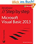 Microsoft Visual Basic 2013 Step by S...