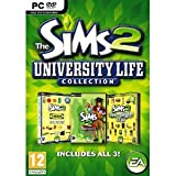 The Sims 2: University Life, Collection Expansion Pack - Standard Edition