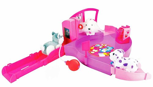 41rmbe0hWwL Character Options Zhu Zhu Puppies Vet Playset
