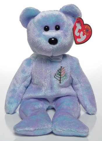 Ty Beanie Babies - Issy the Teddy Bear (Four Seasons Paris Exclusive)