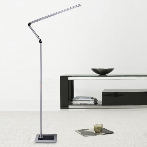Top Quality Stylish Led Natural Light Long Arm Floor Lamp
