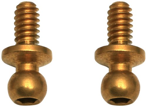 Team Associated 9798 Titanium Nitride Ballstuds