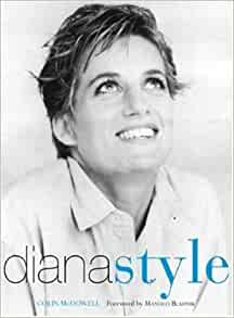Diana Style: Foreword by Manolo Blahnik: Colin McDowell: 9780312375379