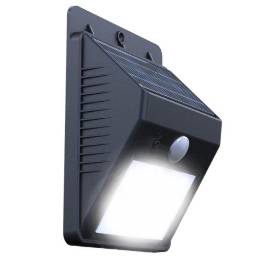 Bright Led Wireless Solar Powered Motion Sensor Light
