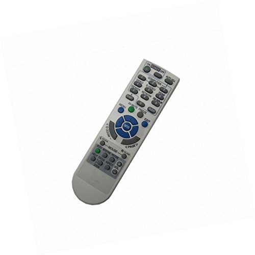 Lcd Projector Replacement Remote Control Fit For Nec Np3151 Np2150 Np2250 Np-M300X Projector