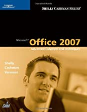 Microsoft Office Advanced by Misty E. Vermaat