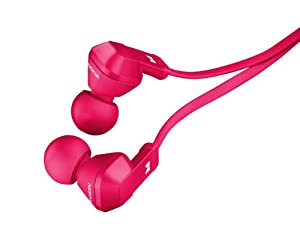Nokia Purity Stereo In-Ear Headphones -Magenta