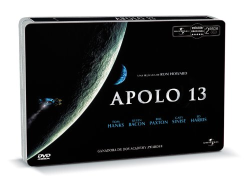 Apolo 13 (Caja Metálica) [DVD]