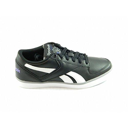 Reebok - Reebok scarpe sneakers nero donna hazelboro - Nero, 35