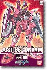Gundam Seed 08 Justice Gundam Scale 1/100