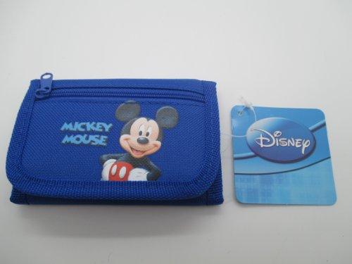 New Disney Mickey & Friends Children's Tri-fold Wallet-Mickey - 1