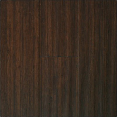 Natural Bamboo Exotiques Engineered Bamboo in Ebony