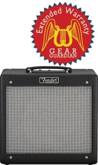 Fender Pro Junior III 15-Watt 1x10-Inch Guitar Combo Amp wit