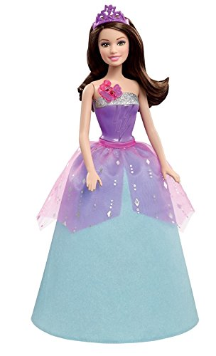 Barbie in Princess Power Corinne Doll - 1