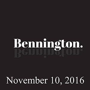 Bennington, John Mulaney, Nick Kroll, Paul Morrissey, November 10, 2016 Radio/TV Program