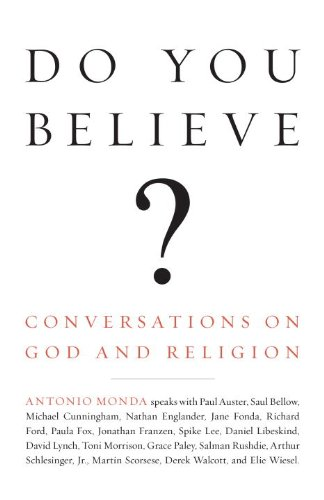Do You Believe?: Conversations on God and Religion (Vintage)