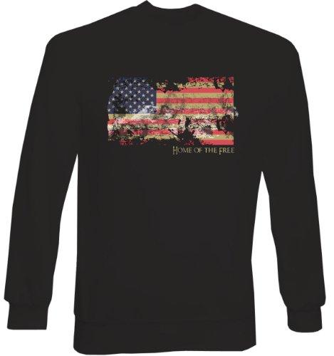 Art & Detail Shirt -  Felpa  - Uomo nero XXXL