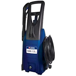 Campbell Hausfeld PW1805 1,800 psi 1.5 gpm Electric Pressure Washer with 20-Foot Hose