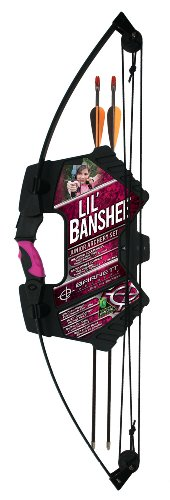 Brand New Barnett Crossbows Barnett Lil Banshee Jr. Pink Archery Set