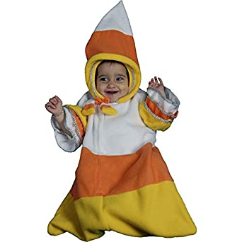 Baby Candy Corn Bunting Costume