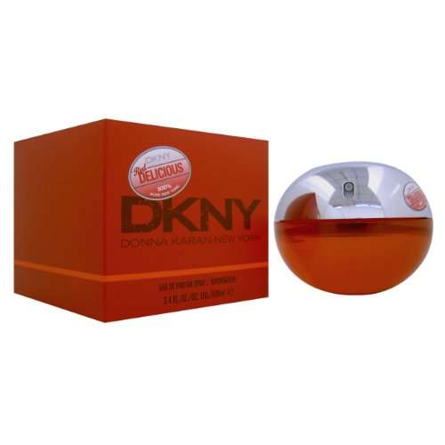 ダナキャラン DKNYビーデリシャスレッド オードパルファン スプレー 100ml