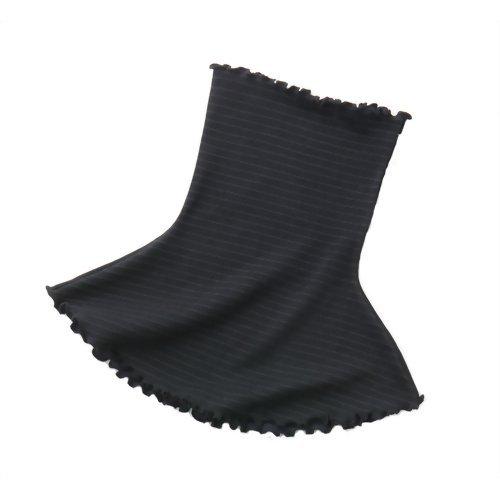 涼感UVフェイスガード ブラック