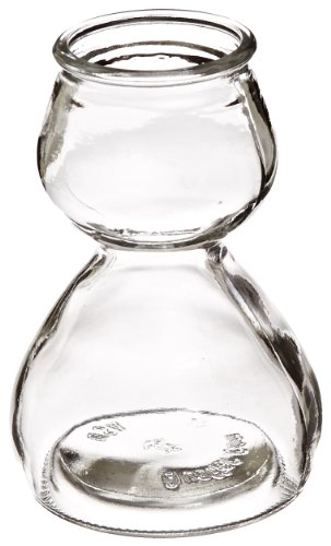 Quaffer Double-Bubble Shot Glass, Glass (Case of 12) Reviews