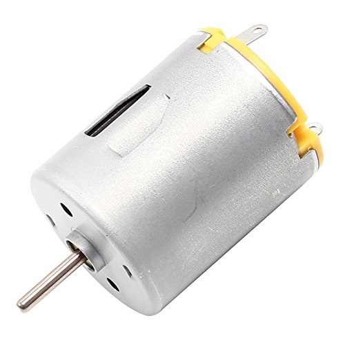Icstation DC 12V 16000RPM Mini Permanent Magnet Brushed DC Electric Motor For DIY Toy Model Hobby (Brushed Electric Motor compare prices)
