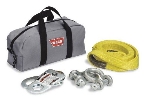 New WARN 70792 Utility Winch Rigging Kit