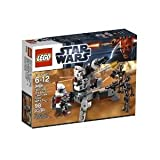 Powerful Lego Star Wars Elite Clone Trooper And Commando Droid B 9488 - Republic Artillery Cannon Toy / Game / Play / Child / Kid