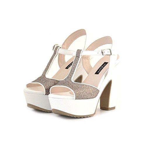 Sandali strass albano multicolore 37