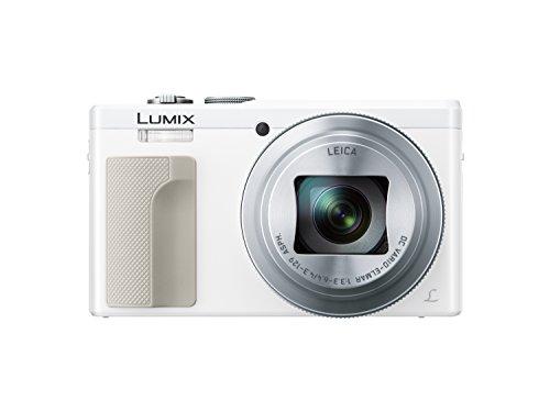 Panasonic コンパクトデジタルカメラ ルミックス TZ85 光学30倍 ホワイト DMC-T