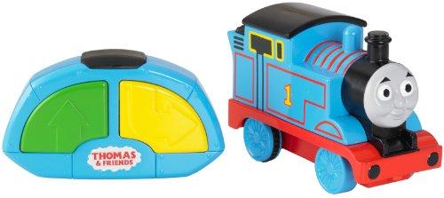 Fisher-Price-Sprechender-RC-Thomas-die-Lokomotive-UK-Import