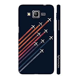 Enthopia Designer Hardshell Case Air Force Back Cover for Samsung Galaxy J2