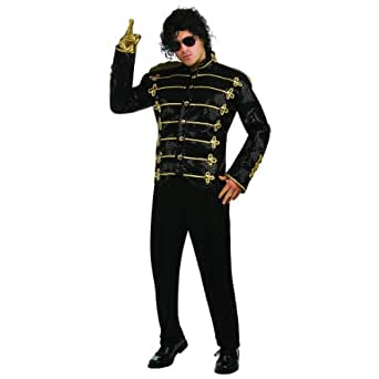Hochwertiges Michael Jackson military Kostüm M