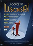 The Illusionist -DVD - English & French - by Sylvain Chomet screenplay by Jacques Tati legend
