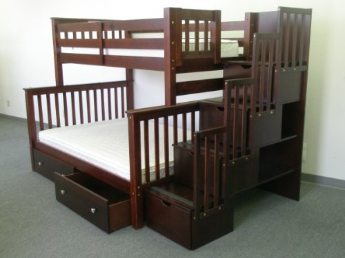 Bedz King Bunk Bed 7948 front