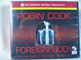 img - for Foreign Body by Robin Cook Unabridged CD Audiobook book / textbook / text book