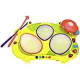 B. Toys Ribbit-Tat-Tat Light-Up Musical Drum
