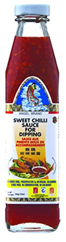 Angel Brand Thai Sweet Chilli Dipping Sauce, 11.5 Ounce (Sweet Chili Thai Sauce compare prices)
